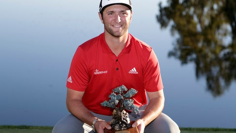 The new name to know is Jon Rahm