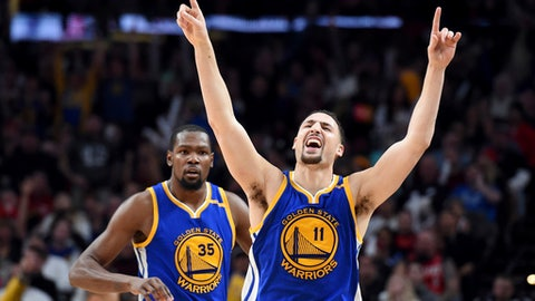 Klay Thompson: His tenure with the Warriors
