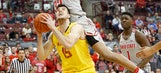 No. 17 Maryland holds off Ohio State rally to win 77-71