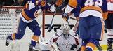 Islanders beat Capitals, improve to 5-0-1 under Weight
