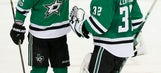 Lehtonen, 5-goal 1st period carry Stars past Maple Leafs 6-3