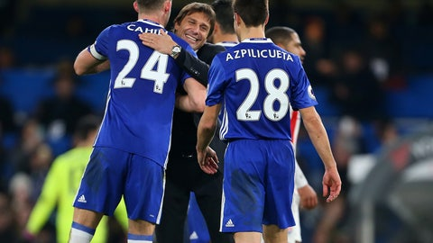 Chelsea: Depth, depth, depth