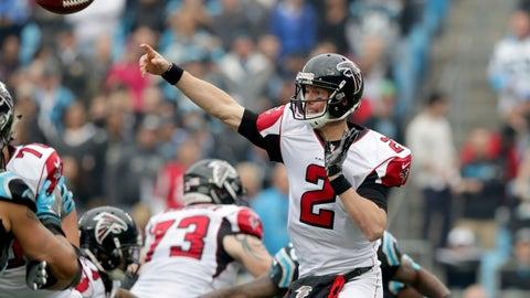 Matt Ryan - 334 points