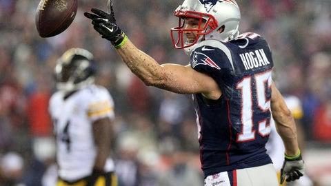 Skip: Brady made a star out of Chris Hogan