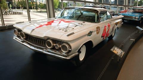 Lee Petty's 1959 Oldsmobile