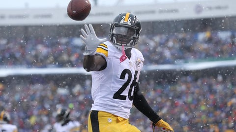 Le'Veon Bell - 231 points