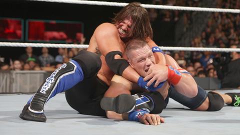 AJ Styles: 15-to-1