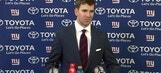 Eli Manning speaks to frustration of Odell Beckham Jr. and rest of team