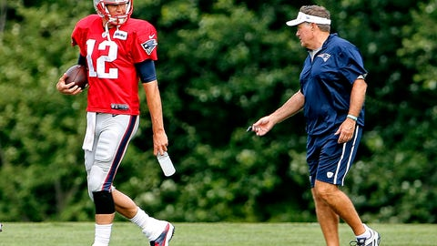 Shannon: Belichick has proven he can win without Brady