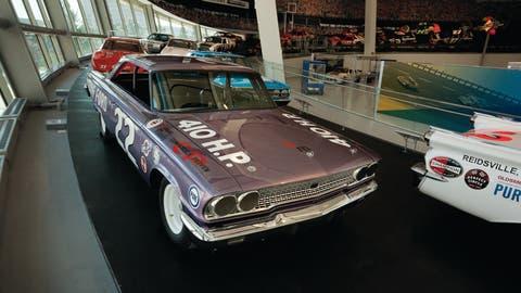 Fireball Roberts' 1963 Ford Galaxie