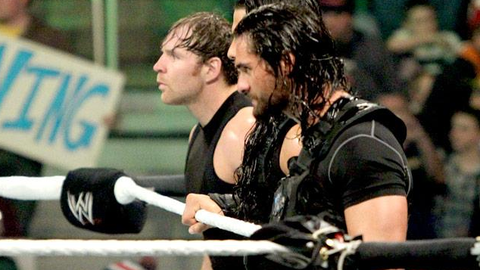 The Shield reunites