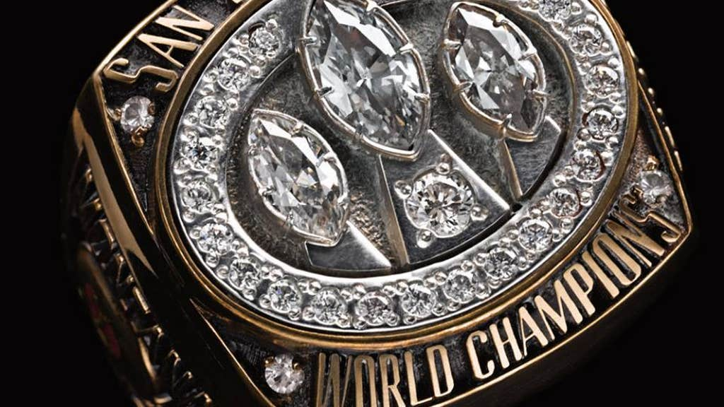 3e9982a41 50 pictures of 50 Super Bowl rings