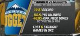 Thunder Live: On the road against Denver