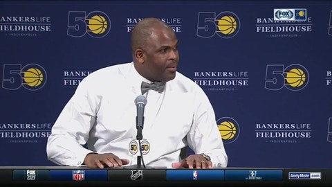 Nate McMillan, Indiana Pacers: C
