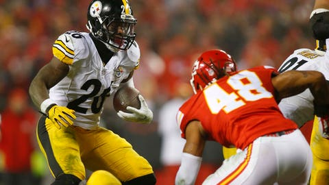 Skip: Le'Veon is giving himself too much credit