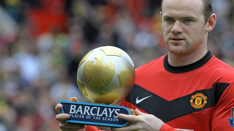 EPL Player of the Season (2009-10)