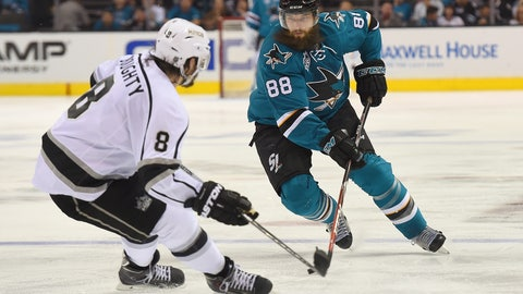 LA Kings vs. Sharks: Friday, 7p (FOX Sports West/FOX Sports App)