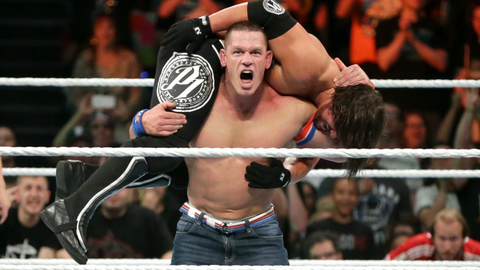 Fox Sports: You're match at SummerSlam was, for a lot of people, and for me definitely, the match of the year in WWE. Do you feel like you're under pressure to raise the bar, and what's going to make this match better?