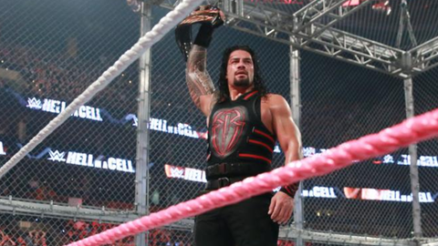No DQ match: Roman Reigns vs. Kevin Owens for the Universal Championship
