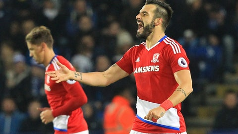 Middlesbrough: Bolster the attack