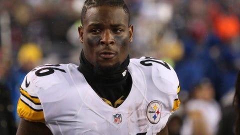 Pittsburgh Steelers: Le'Veon Bell, RB (Steelers)