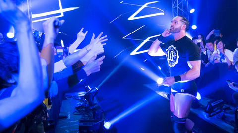 10 out of 10 chance: Tye Dillinger