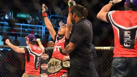 UFC 163: Aldo vs. Korean Zombie