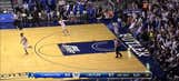 Creighton Bluejays with 13 3-pointers against Butler Bulldogs