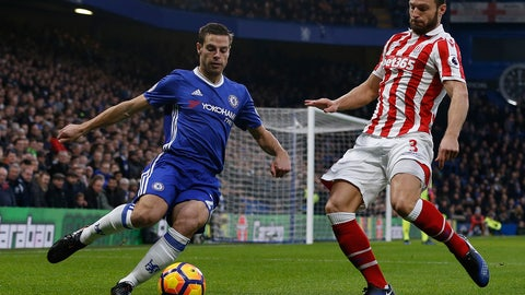 Stoke City: Tighten up defensively