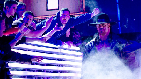 The Undertaker - 35 eliminations