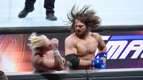 Fox Sports: The winner of the Royal Rumble could potentially be facing you at WrestleMania in a few months. Who is your pick to win this year's Rumble?