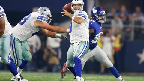 Skip: Cowboys fans should be offended by the prospect of Romo starting