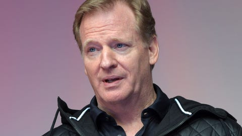Goodell on whether the NFL believes Thursday night games are dangerous to players