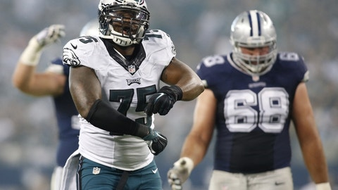November 19: Philadelphia Eagles at Dallas Cowboys, 8:30 p.m. ET
