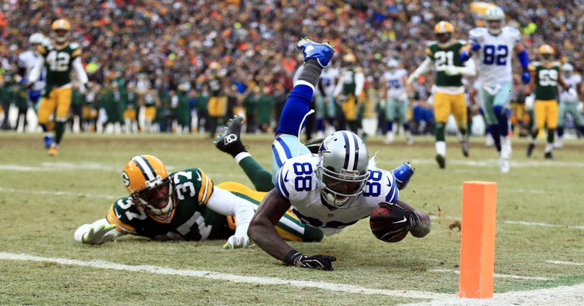 802c6856 Dallas Cowboys vs Green Bay Packers: 'Dez Caught It' Revisited | FOX ...
