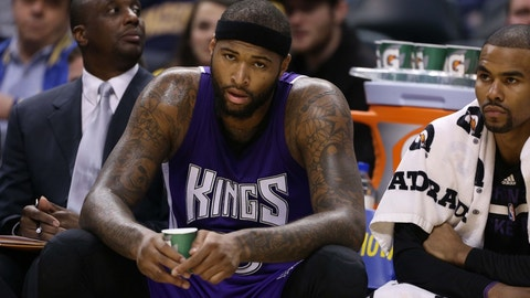 Sacramento Kings: DeMarcus Cousins