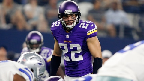 Harrison Smith, FS, Vikings