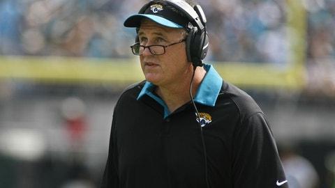 Doug Marrone, Jacksonville Jaguars