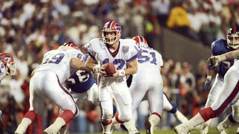 Buffalo Bills -- When there was hope (Super Bowl XXV)
