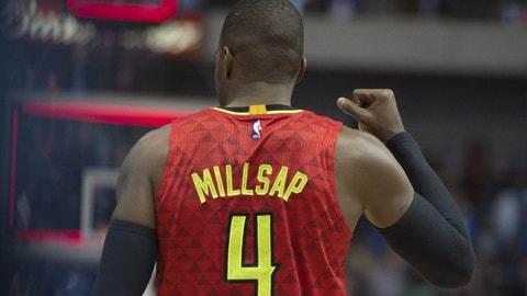 Atlanta Hawks: PF Paul Millsap