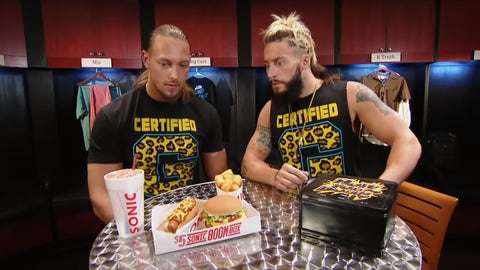 Enzo and Cass will break up