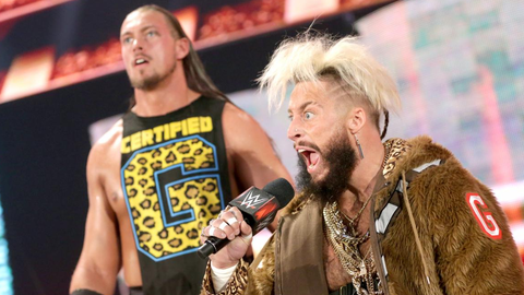 Moderate chance: Enzo Amore