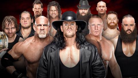 The 30-man Royal Rumble