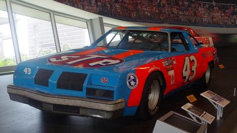 Richard Petty's 1979 Chevrolet Monte Carlo