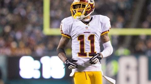 New England Patriots: DeSean Jackson, WR (Redskins)