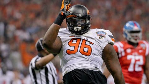 Packers: Vincent Taylor, DT, Oklahoma State