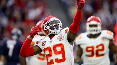 Safety: Eric Berry, Chiefs ($13,000,000)