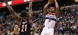 Washington Wizards' Bradley Beal Aims For Home Court Advantage In NBA Playoffs