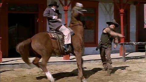 Alex Karras in 'Blazing Saddles'