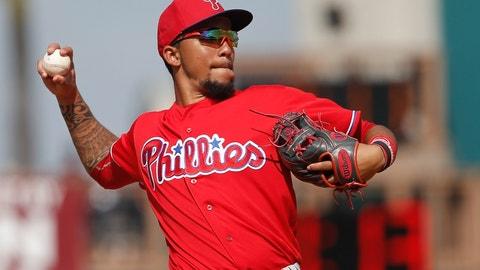 Phillies: Will J.P. Crawford rebound?